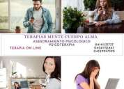 Psicologo asesoramiento y acompanamiento psicoterapeutico online