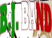 Cantante de musica italiana para fiestas o restaurantes