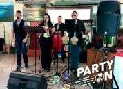 Tropiband musica bailable para tu fiesta