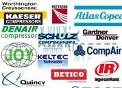 Venta de filtros industrial para compresores