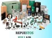 Ventas de repuestos para compresores de aire