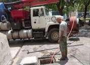 Alquiler de camion vacuum