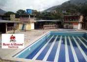 Casa en venta en tachira san cristobal 2 dormitorios 3200 m2