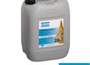 Aceite lubricante para compresor atlas copco
