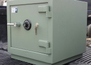 Cerrajero técnico cajas fuertes bóvedas cofres