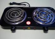 Cocina electrica dos hornillas  hot plate nueva
