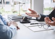 ¿necesitas abogados para la solución de tu caso?