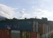 Containers de 40 pies (estándar)