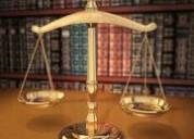 Despacho de abogados.-