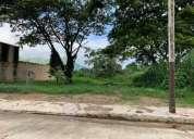 terreno en venta en monte carmelo municipio san diego