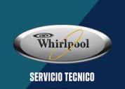 Servicio técnico whirlpool a domicilio