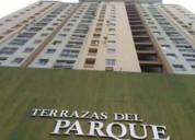 Vende apartamento en res. terrazas del parque, la