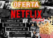 ¡¡¡ netflix: 100% originales