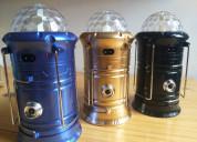 ¡¡¡oferta!!! lampara y bola disco