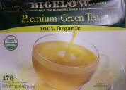 TÉ verde premium organico