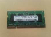 Vendo memoria ram 512