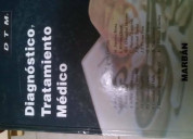 Vendo libro diagnostico y tratamiento
