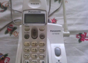 Vendo telefono inhalambrico panasonic