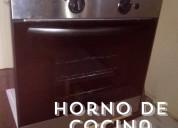 horno de cocina eléctrico