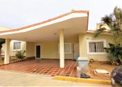 casa en venta en caminos del doral maracaibo