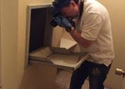 Higienizacion y limpieza de ductos de basura