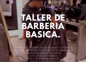 Curso de barberia nivel basico