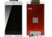 Pantalla de iphone 6 plus blanca