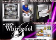 Servicio tecnico whirlpool kitchenaidd amana kemor