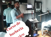Curso de barberia basica