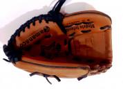 Guante beisbol tamanaco infantil original modelo g