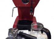 Cafetera a vapor para espresso y capuccino oster 4