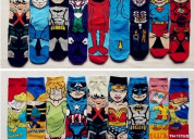 Boutique socks te trae- medias marvel- hero-disney