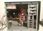 Computadora intel g3220 impecable y a toda prueba