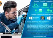 Soporte tecnico especializado 0424.244.9476