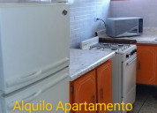 Alquilo apartamento en barquisimeto