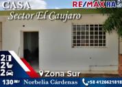 Casa venta el caujaro zona sur +584126621818 nc