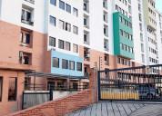venta apartamento semi amoblado tazajal rap109