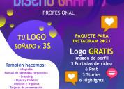 Diseño grafico: elaboracion de logos, flyers...