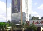 alquiler oficina amoblada torre da vinci - rof11