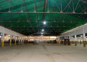 Alquiler de galpon en zona industrial norte