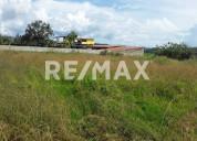 Re/max partners vende terreno en el libertador