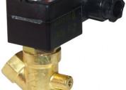 Valvulas para compresores de aire comprimido