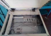 Fotocopiadora e impresora marca canon
