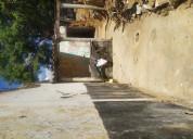 terreno con casa para demoler en san blas