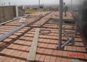 Servicios relativos a la construcciÓn y remodelaci