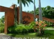 Parcela doble jardines del oasis tocuyito