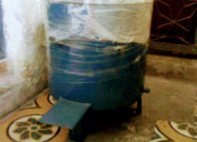 Vendo dos tanque de agua de metal