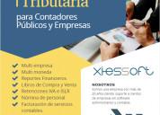Sistema contabilidad tributaria xi-es - contadores