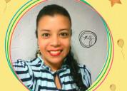 Psicóloga Clínica F.P.V.:8.001 Naelme Gonzalez