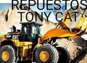 Tony cat repuestos kodiak 7500 8500